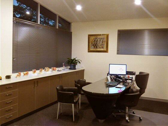 Wollemia consulting room