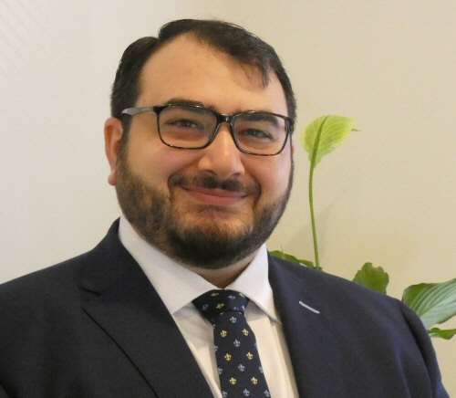 Doctor Edward Latif at Wollemia Urology Centre